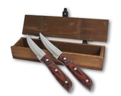 Gense - Old Farmer - Grillkniv XL 2-pack