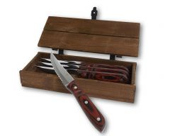 Gense - Old Farmer - Grillkniv XL 4-pack